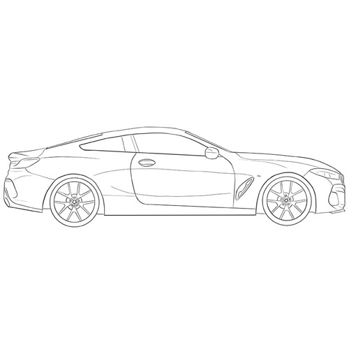 How to Draw a BMW for Beginners