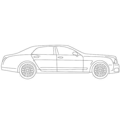 How to Draw a Bentley for Beginners