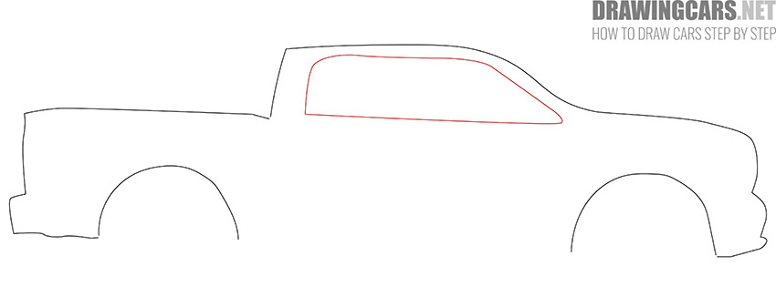 How to Draw a Truck for Beginners instruction