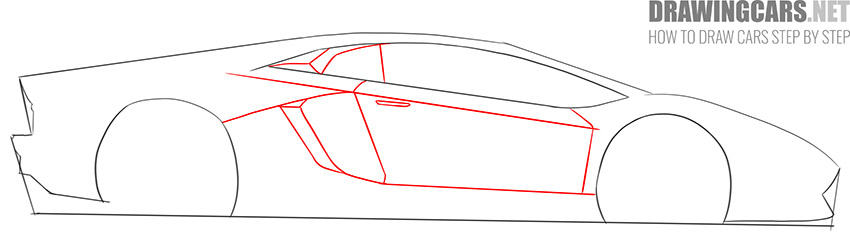 How to Draw a Supercar for Beginners guide