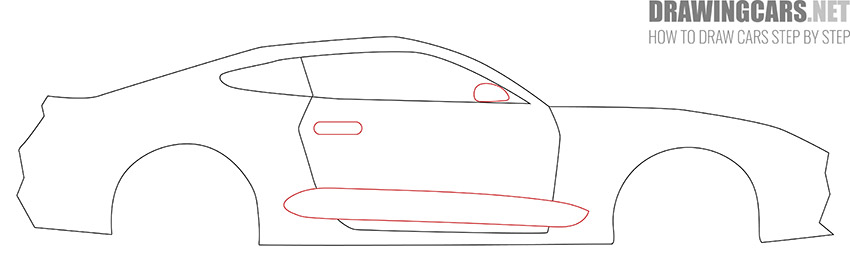 How to Draw a Simple Car for Beginners guide