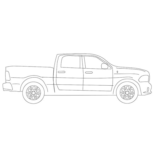 How to Draw a Truck for Beginners